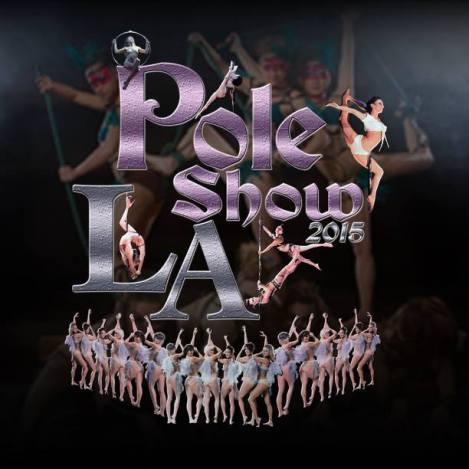 Eat Clean Dance Dirty Pole Show LA 2015